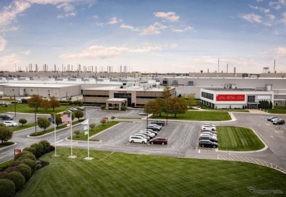 トヨタとレクサス、新型SUVを米国で生産へ…3列シートの8名乗り