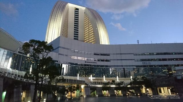 パシフィコ横浜《写真提供 写真AC》