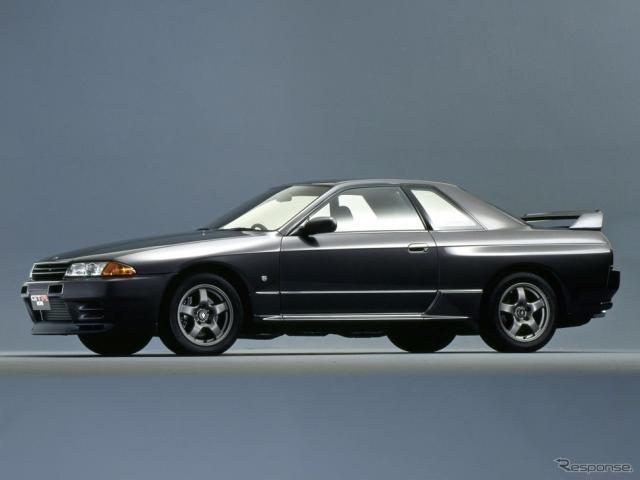 スカイラインGT-Rニスモ(R32)《写真提供 日産自動車》