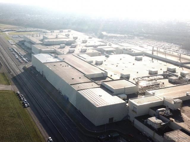 ホンダの英スウィンドン工場《photo by Honda》