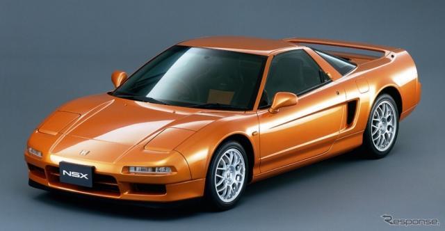 初代ホンダNSXのタイプS(1997年)《photo by Honda》