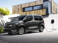 トヨタのEVミニバン、シトロエン ベルランゴ と兄弟車…2021年内に欧州発売