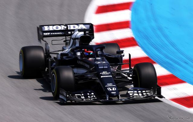 F1スペインGP《Photo by Lars Baron/Getty Images Sport/ゲッティイメージズ》