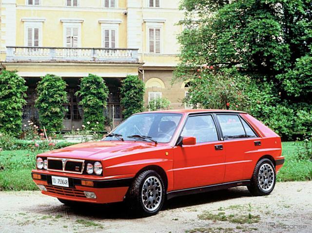 ランチア・デルタHFインテグラーレ《photo by Lancia》