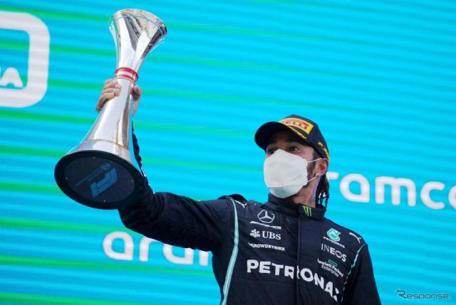 F1スペインGP《Photo by Emilio Morenatti - Pool/Getty Images Sport/ゲッティイメージズ》
