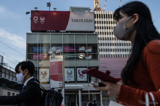 東京(5月6日)《Photo by Carl Court/Getty Images News/ゲッティイメージズ》