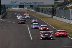 【SUPER GT】第3戦鈴鹿、開催延期…まん延防止等重点措置