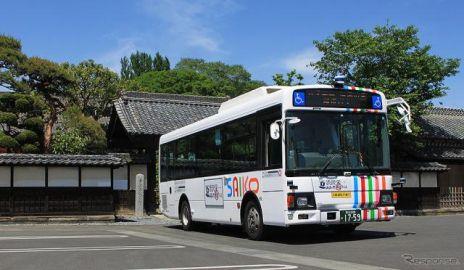 中型路線バスが自動運転『渋沢栄一 論語の里 循環バス』…埼玉工大と深谷観光バスが描くビジョン