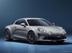 アルピーヌ、292馬力の『A110 リネージ GT 2021』発表…欧州300台限定