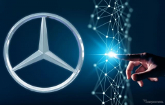 メルセデスベンツ、車載ITのセキュリティを強化…テンセントと提携