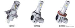カーメイト、LEDヘッドバルブのエントリーモデル発売 ハロゲン同等サイズで簡単交換