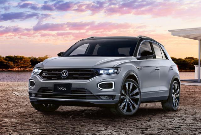 VW Tロック《写真提供 フォルクスワーゲングループジャパン》