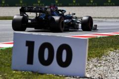 """【F1】ハミルトンの通算ポールポジション回数が""""3ケタ""""に到達…100勝にもあと2つ、なにもかも""""ケタ違い""""に!?"""