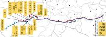 運行経路《図版提供 西東京バス》