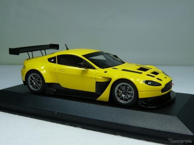 アストン・マーティン V12ヴァンテージ GT3  2012年《写真提供 アクティブ・ソーシング・ジャパン》