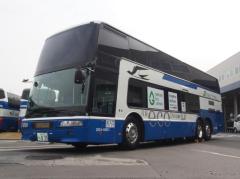 観光バスの運行で環境配慮…JRバス東北がユーグレナのバイオ燃料を活用