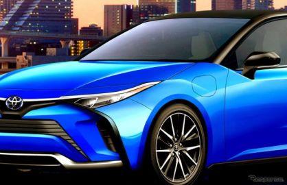 トヨタの新EVシリーズ「bZ」、第二弾はスポーツセダンに!? ライバルは5シリーズか