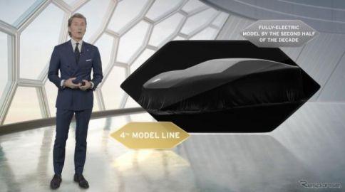 ランボルギーニ、2024年末までに全車電動化…フルEVも計画