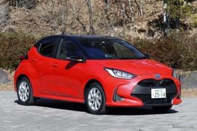 トヨタ、株価は上場来高値を更新---売れ筋ヤリスは半導体不足で減産[新聞ウォッチ]