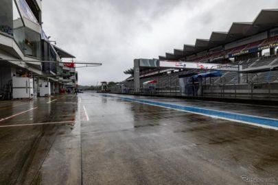【スーパー耐久 第3戦】富士24時間レースの公式予選は悪天候によりキャンセル
