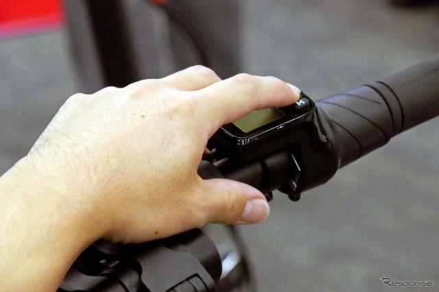 モビチェンで自転車にする操作その1/GFR-02の電源をOFFにする