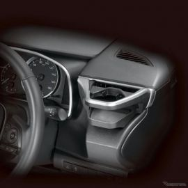 新型カローラ専用の運転席用ドリンクホルダー カーメイトが発売