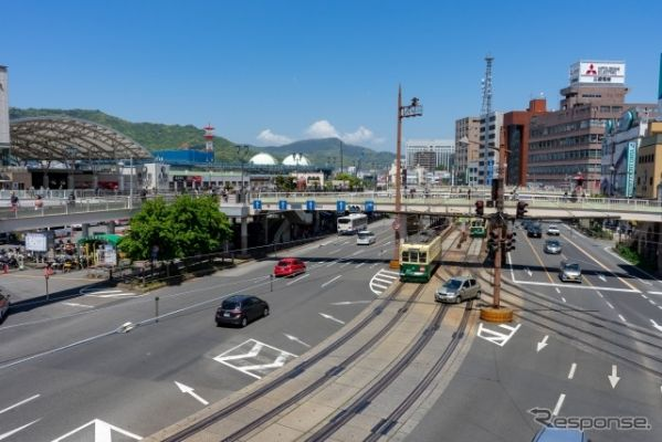 長崎市で観光型MaaS、実証実験…サービス基盤を開発へ ゼンリンと日立