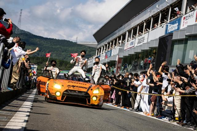 2021 スーパー耐久 富士24時間レース《写真撮影 益田和久》