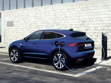 ジャガー2021年モデルのパワートレインはEV、PHEV、MHEV…抜けているのは?