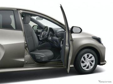 トヨタ車体、ターンチルトシートを紹介予定…人とくるまのテクノロジー2021