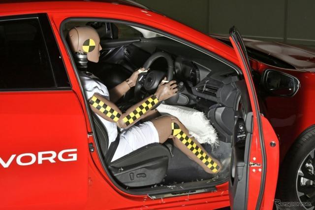 新型スバル・レヴォーグ:JNCAP ファイブスター大賞獲得《写真提供 SUBARU》