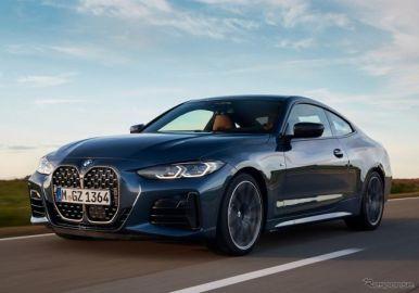 BMW 4シリーズ に2022年型、ラインナップ拡大…欧州発表