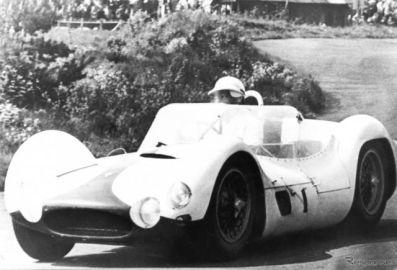 マセラティ、伝説的なニュル勝利から60年…新型スーパーカー『MC20』でレース復帰へ