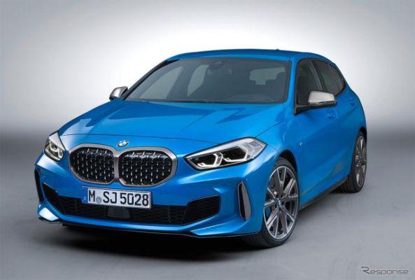 BMW 1シリーズ、ACCを含むコンフォートパッケージを標準装備化
