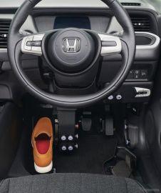 【ホンダ フィット 改良新型】ハイブリッドモデルに足動運転補助装置を適用