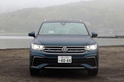 VW ティグアン 改良新型、SUV 3兄弟の棲み分け…商品企画担当[インタビュー]