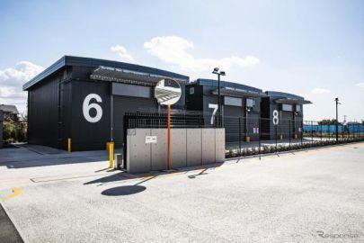 BMWジャパン、千葉の新部品センターが配送業務開始