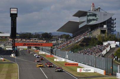 【SUPER GT 第3戦】延期となった鈴鹿戦、8月21・22日の開催決定