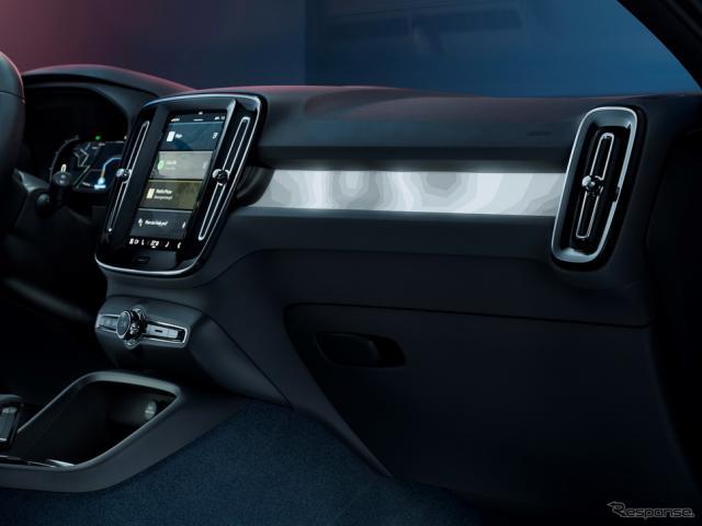 ボルボ C40 リチャージ《photo by Volvo Cars》