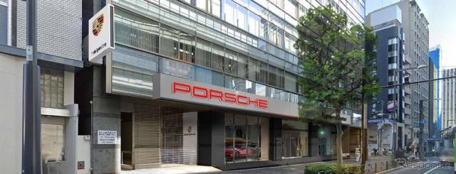 ポルシェセンター目黒 六本木認定中古車センター《写真提供 ポルシェジャパン》