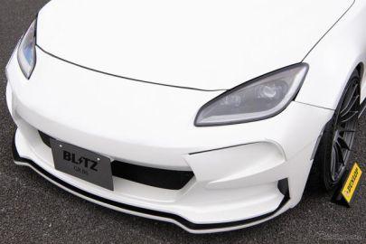 ブリッツが造る新型 86 コンセプト、攻めのデザインでスタイリッシュさを強調