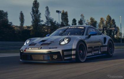 ポルシェジャパン、新型911 GT3カップの購入申込開始...PCCJ用競技車両、価格は3465万円