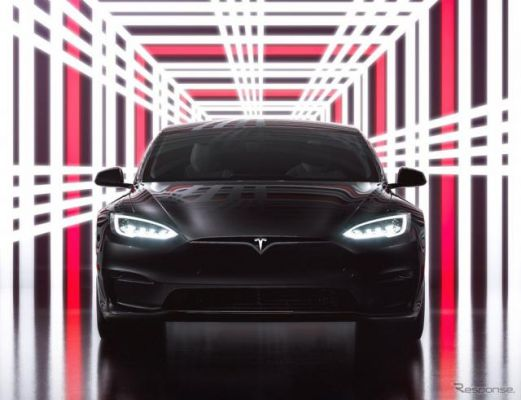 テスラ モデルS に0-96km/h加速1.99秒の「プラッド」 6月10日米国発売