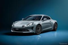 アルピーヌ A110、世界300台限定モデル「リネージGT 2021」の受注開始...価格は941万円