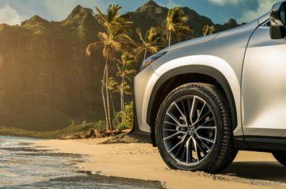 レクサス NX 新型、6月12日にモデル発表予定…新たなティザーイメージ