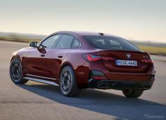 BMW 4シリーズ グランクーペ 新型に「M440i」、3.0直6ターボは374馬力