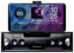 パイオニア、カーAVメインユニット専用アプリをアップデート…Amazon Alexaの表示カード対応
