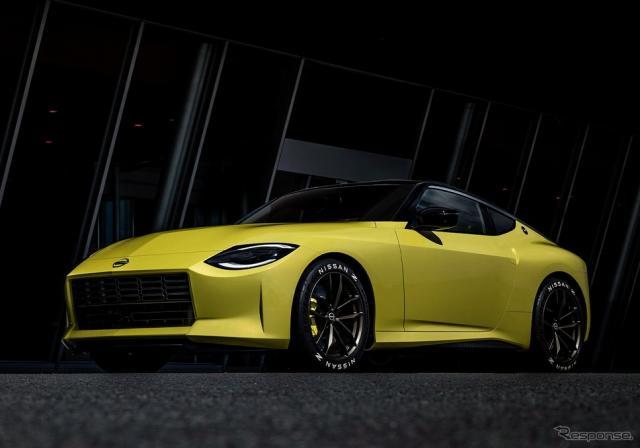 日産フェアレディZ プロトタイプ《写真提供 日産自動車》