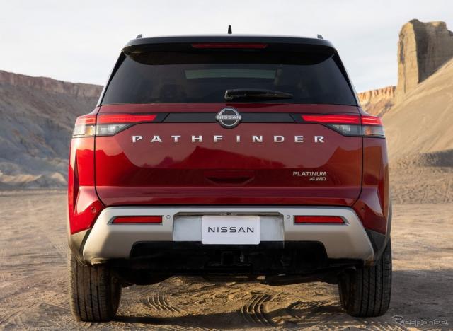 日産 パスファインダー 新型《photo by Nissan》