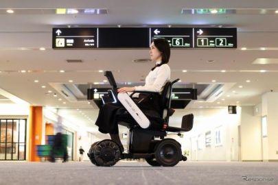 WHILL 自動運転システム、羽田空港内のサービスエリアを拡張
